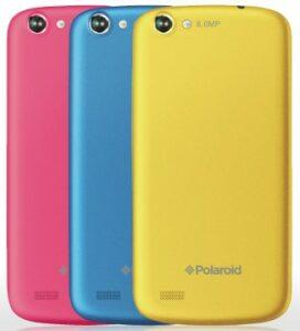 Polaroid Smart Phone Polasmaのカラーバリエーション
