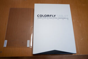 Colorfly G808 3Gのケース