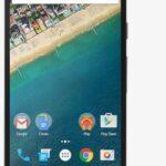 Nexus 5X Android 6.0 Mushroom搭載のミドルスペック