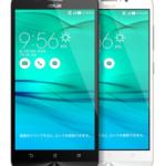 ZenFone Max (ZC550KL) 大容量バッテリー搭載