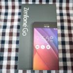 ASUS ZenFone Go (ZB551KL)を買いました開封チェック
