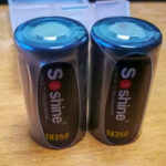 リチウムイオン電池18350 電子タバコにも使われている?