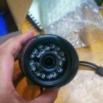 ONVIF・PoE・ナイトビジョン対応の格安Revotech IP cameraを買ってみました