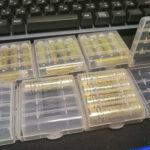 1個30円以下で購入できる電池ケース買ってみました